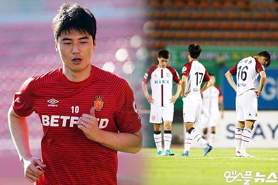 7월 1일 자유의 몸이 되는 기성용이 입국했다. 기성용은 친정팀 FC 서울로 복귀할 수 있을까(사진=엠스플뉴스)
