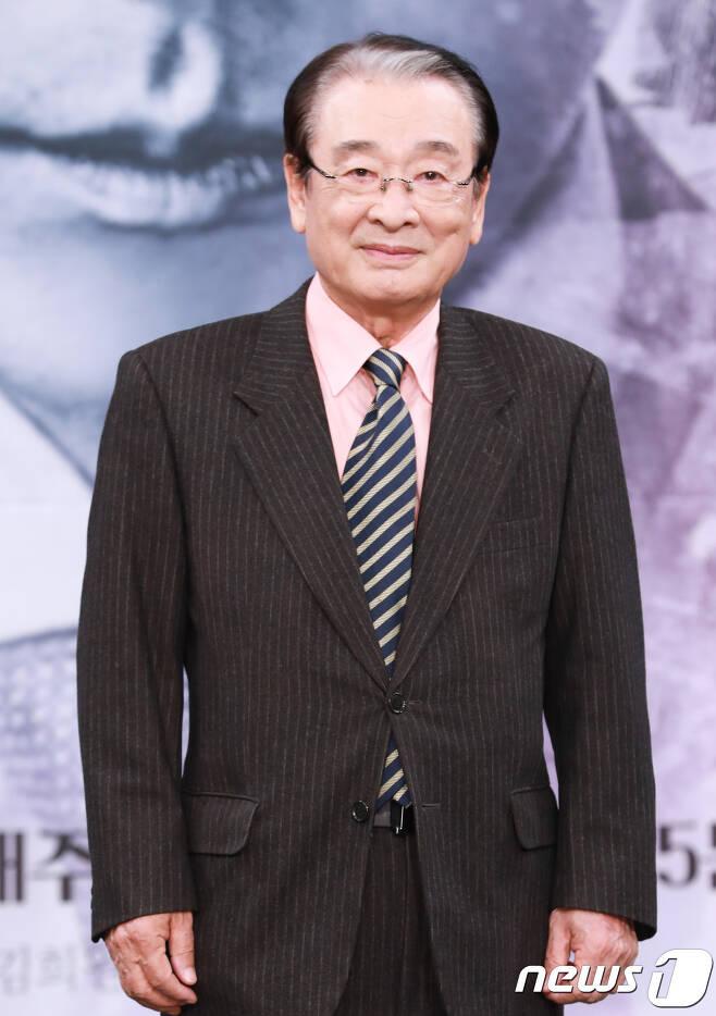 배우 이순재/ 뉴스1 © News1 DB