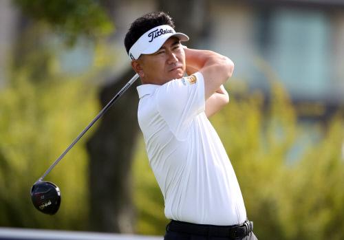 PGA투어 '메이저 챔피언' 양용은도 모처럼 코리안투어 개막전에 출사표를 던져 눈길을 끌고 있다. 제공=KPGA