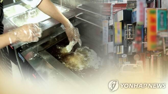 가맹점 (CG) [연합뉴스TV 제공]