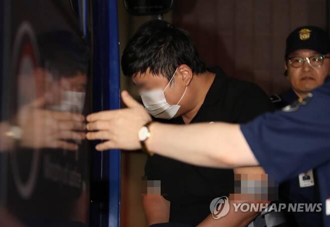 조국 전 장관의 5촌 조카 조범동씨. [연합뉴스 자료사진]