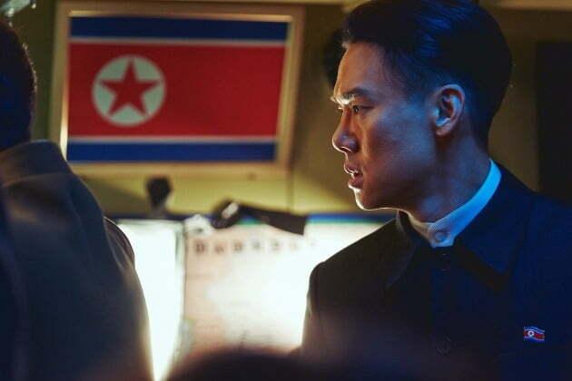 영화 '강철비2: 정상회담' 유연석 / 사진제공=롯데엔터테인먼트