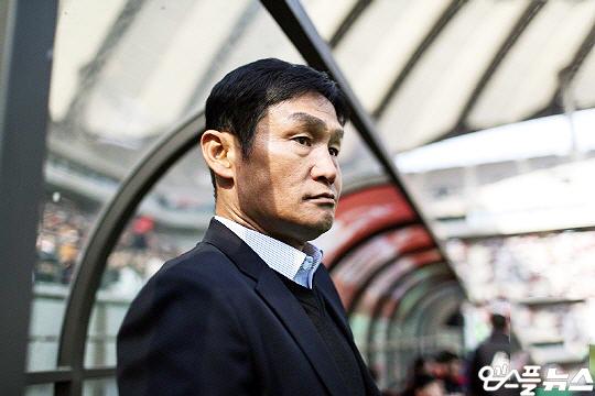 FC 서울 최용수 감독(사진=엠스플뉴스)