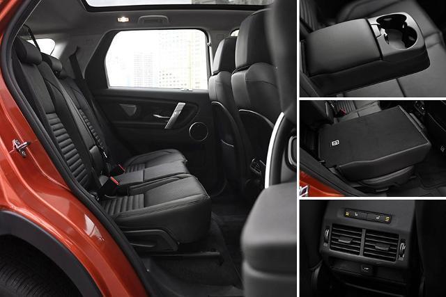 2열 공간은 패밀리 SUV의 역할을 이행하기에 부족함이 없다.