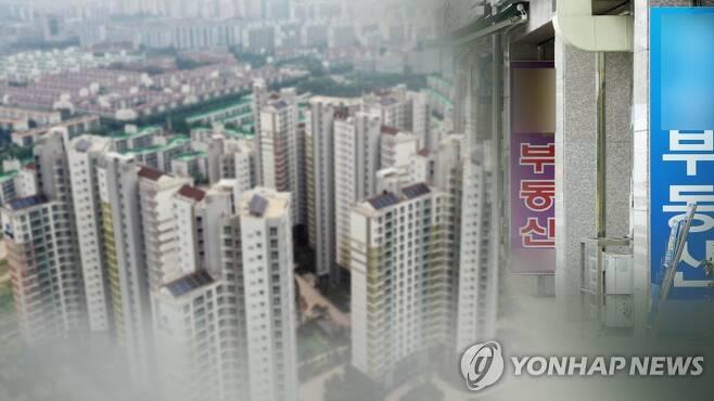 부동산 대책…집값 잡을까 (CG) [연합뉴스TV 제공]