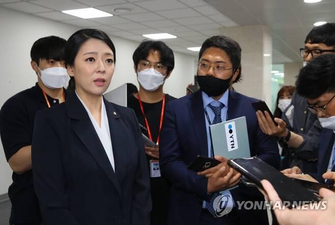 미래통합당 배현진 의원 [연합뉴스 자료사진]