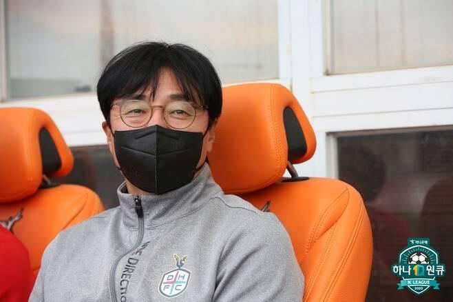 황선홍 대전하나시티즌 감독 (한국프로축구연맹) © 뉴스1