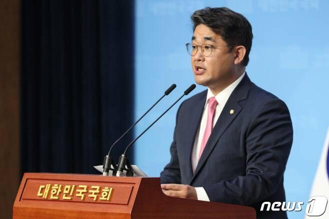 배준영 미래통합당 대변인/사진=뉴스1