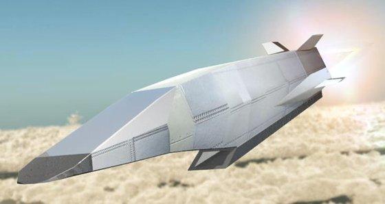일본이 개발 중인 신형 극초음속 공대함 미사일. [방위장비청 제공]