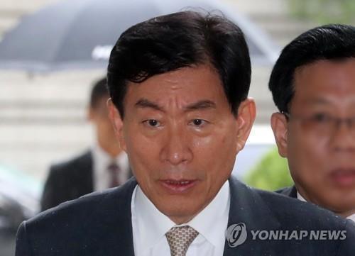 원세훈 전 국정원장. [연합뉴스 자료사진]