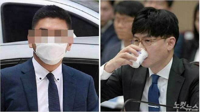 왼쪽부터 이동재 전 채널A 기자, 한동훈 검사장.(사진=이한형 기자/자료사진)