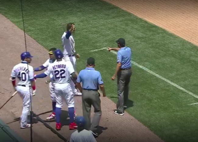 [사진] MLB TV 중계 캡처