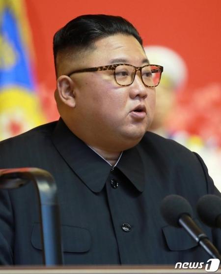 김정은 북한 국무위원장/사진=(평양 노동신문=뉴스1)
