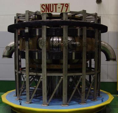 핵융합 플라즈마 발생장치 SNUT-79.[과기정통부 제공]