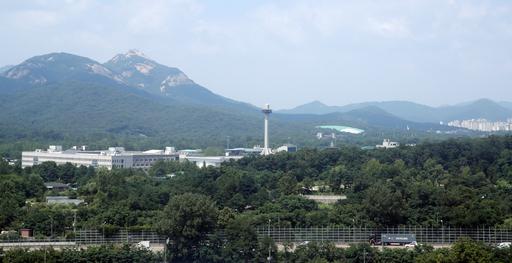서울 노원구 육군사관학교와 태릉골프장 일대의 모습. 연합뉴스