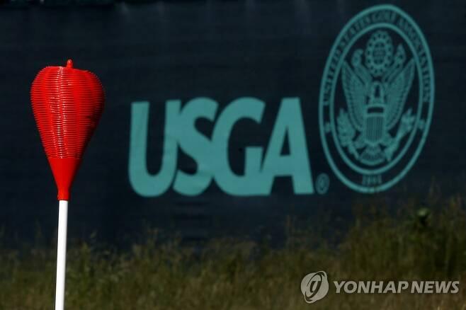 미국 골프협회(USGA) 로고. [AFP=연합뉴스]
