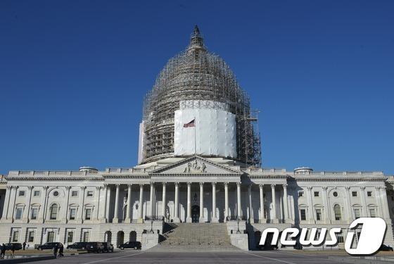 미국 국회의사당 © AFP=뉴스1