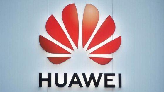 중국 통신기업 화웨이 마크. [중앙포토]