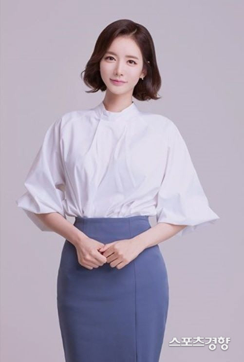 아나운서 출신 쇼호스트 김영은씨.