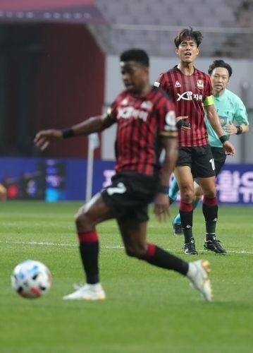 올 시즌 FC서울은 기존 공격수들이 기대에 미치지 못하고 있다. ⓒ 연합뉴스