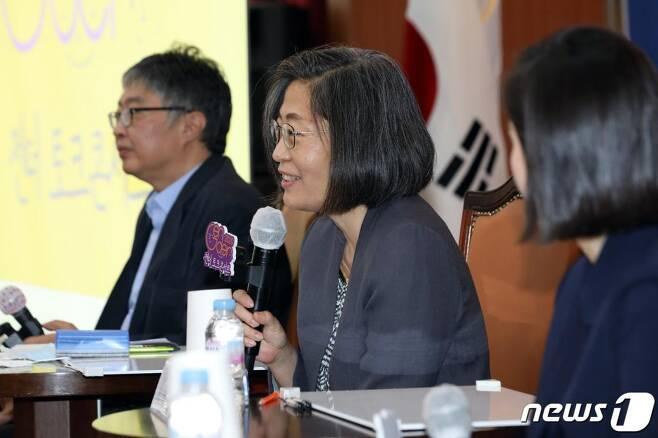 이수정 경기대학교 교수 / 사진=뉴스1