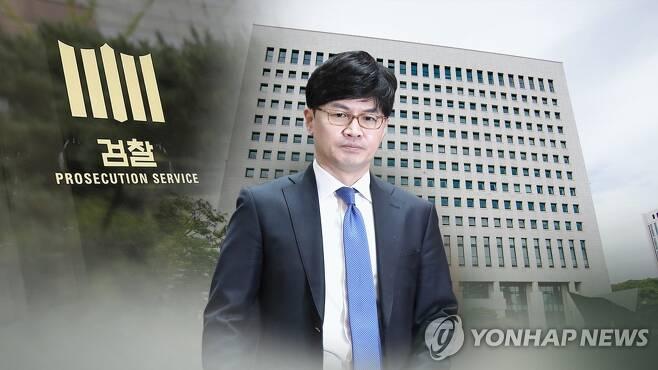 한동훈 검사장 (CG) [연합뉴스TV 제공]