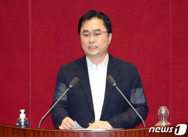 김종민 더불어민주당 의원./사진=뉴스1