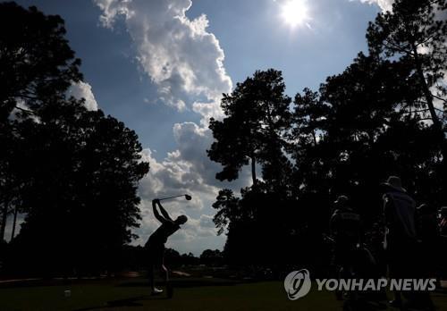 US아마추어선수권대회 경기 장면. [AFP=연합뉴스]