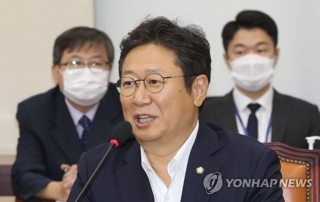 더불어민주당 황희 의원 [연합뉴스 자료사진]