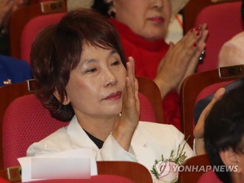 주옥순 엄마부대 대표 [연합뉴스 자료사진]