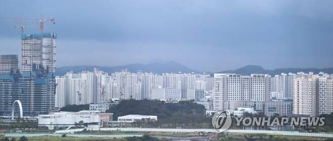 '행정수도 완성' 기대감에 꿈틀대는 세종시 부동산 [연합뉴스 자료사진]