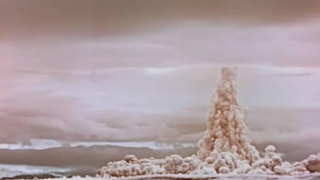 히로시마 원자 폭탄보다 3800배 강력하다는 '차르 봄바' 수소폭탄/사진제공=로사톰