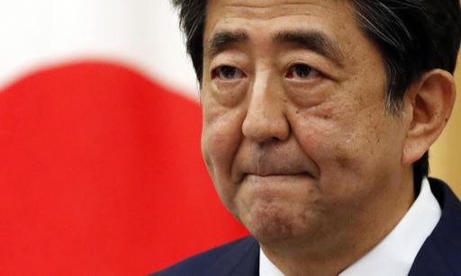 아베 신조 일본 총리. EPA연합뉴스