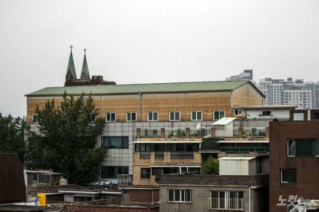 서울 성북구 사랑제일교회의 모습(사진=이한형 기자/자료사진)