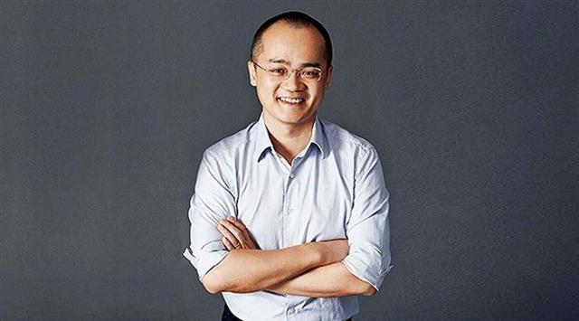 왕싱 메이퇀디앤핑 창업자