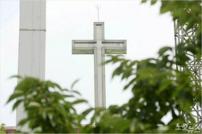 서울 시내의 교회 모습. (사진=이한형 기자/자료사진)