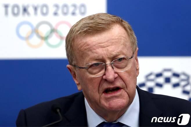 존 코츠 국제올림픽위원회(IOC) 부위원장. © AFP=뉴스1