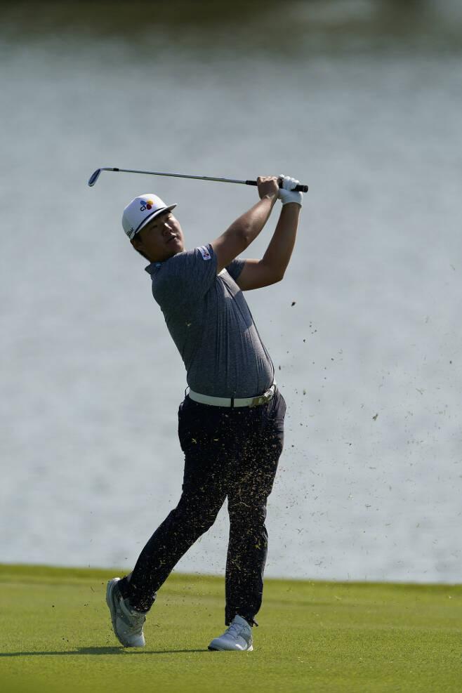 임성재는 지난 2년간 PGA 투어에 61번 출전했다. 가장 많은 출전 기록이다. 골프다이제스트 브라이언 웨커 기자가 임성재에게 '로드 워리어(road warrior)'라는 수식어를 붙인 이유다. AP|연합뉴스