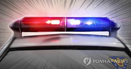 경찰 출동 (PG) [장현경, 이태호 제작] 사진합성·일러스트