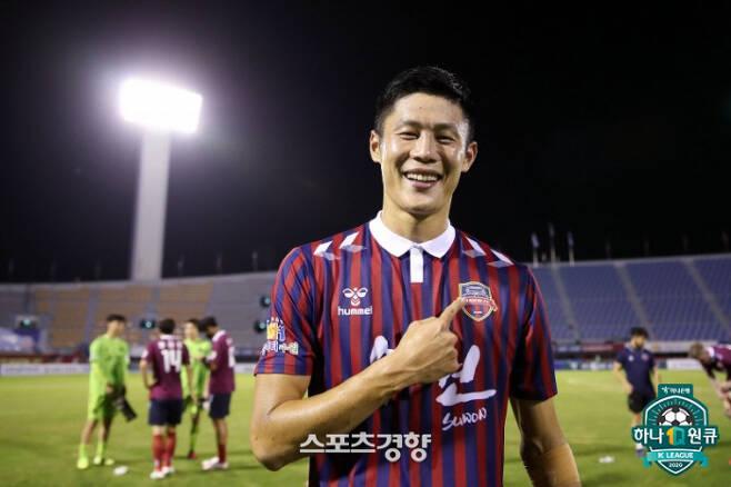 수원FC 안병준. 프로축구연맹 제공