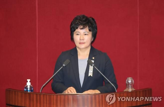 조수진 의원 [연합뉴스 자료사진]