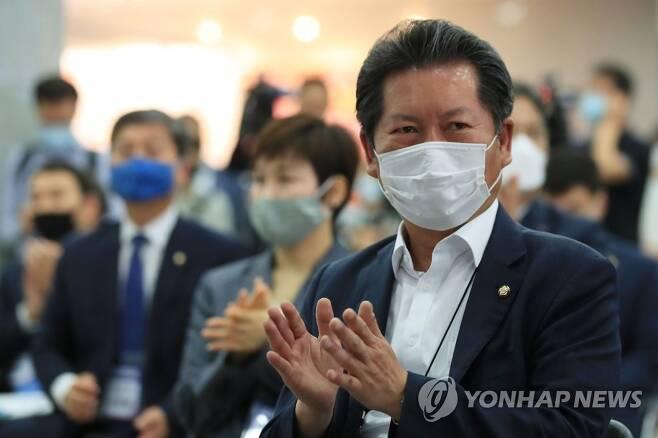 더불어민주당 정청래 의원 [연합뉴스 자료사진]
