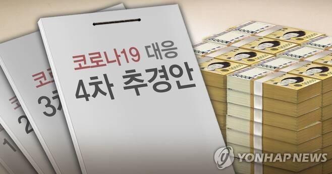 4차 추경 편성 (PG) [김민아 제작] 일러스트