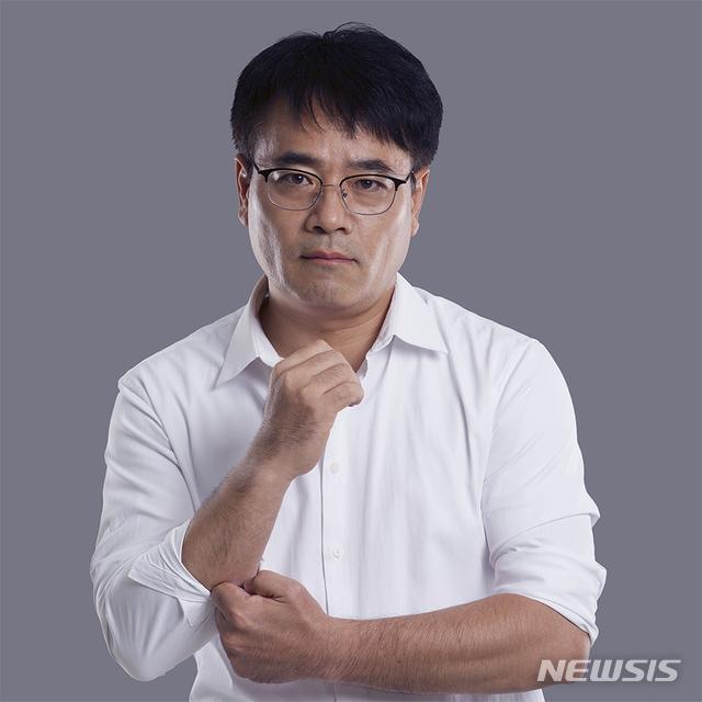 [서울=뉴시스]정의당 제6회 전국동시당직선거에 출마한 김종민 부대표.