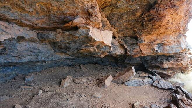 호주의 세계적인 광산업체가 폭파한 고대 동굴