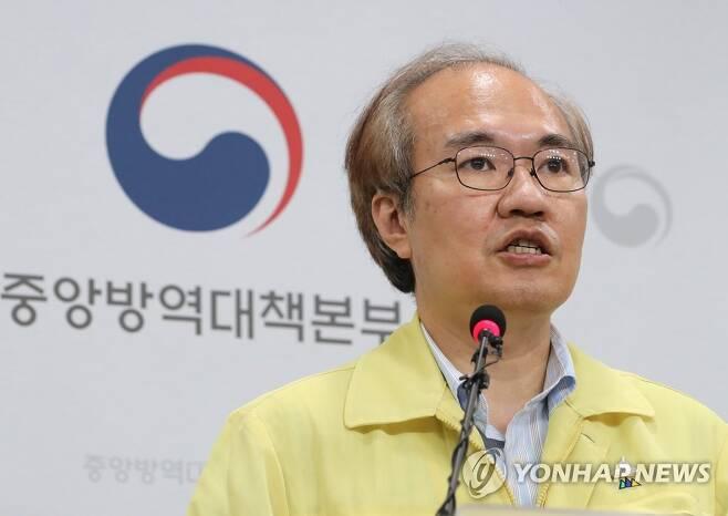 권준욱 방대본 부본부장 [연합뉴스 자료사진]