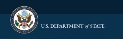 미 국무부 로고 [홈페이지 캡처. 재판매 및 DB 금지]