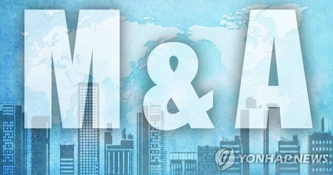 글로벌 인수합병·M&A(PG) [이태호 제작] 사진합성·일러스트