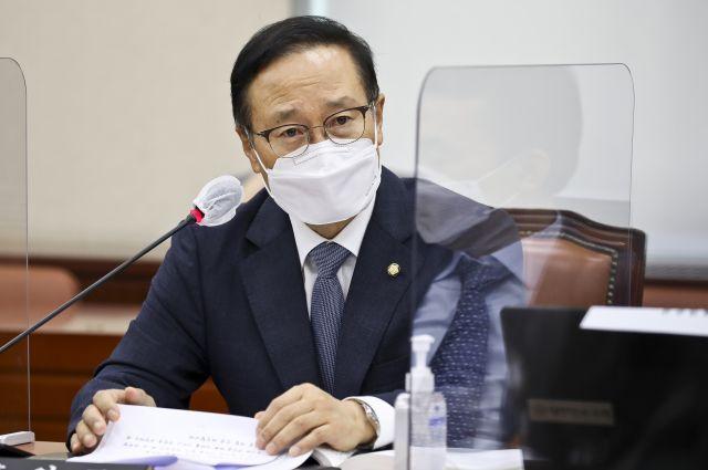 홍영표 민주당 의원. 연합뉴스