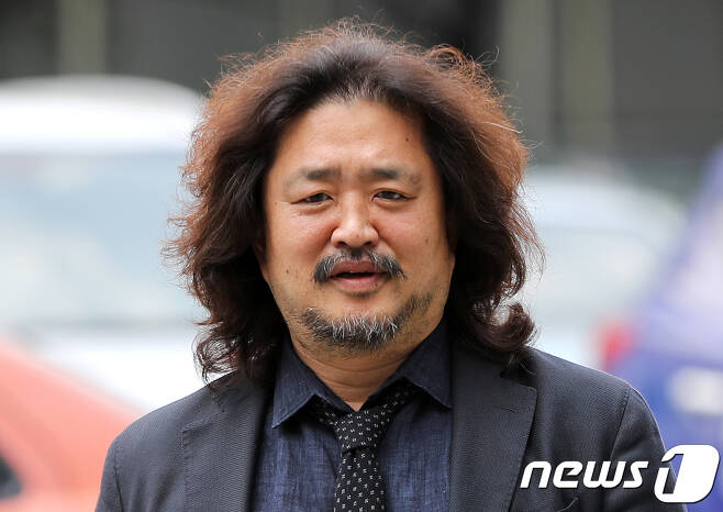 TBS '김어준의 뉴스공장' 진행자 김어준/뉴스1 © News1 구윤성 기자